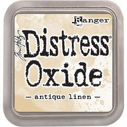 Tim Holtz - Ranger Distress Oxides Ink Pad - Antique Linen TDO55792