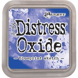 Tim Holtz Distress Oxides Ink Pad - Blueprint Sketch TDO55822