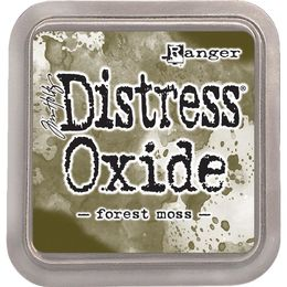 Tim Holtz Distress Oxides Ink Pad - Forest Moss TDO55976