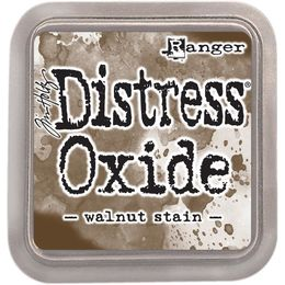 Tim Holtz - Ranger Distress Oxides Ink Pad - Walnut Stain TDO56324