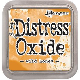 Tim Holtz - Ranger Distress Oxides Ink Pad - Wild Honey TDO56348