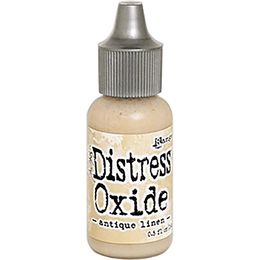 Tim Holtz - Ranger Distress Oxides Reinkers - Antique Linen TDR56898