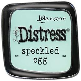 Tim Holtz Distress Speckled Egg Enamel Pin TDZ73123