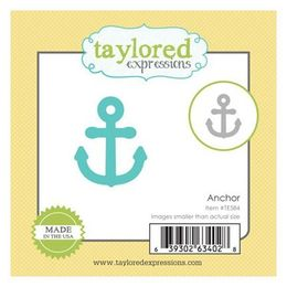 Taylored Expressions Little Bits Dies - Anchor - TE584