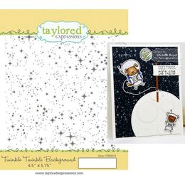 Taylored Expressions Stamps - Twinkle Twinkle Background - TEBB19
