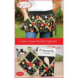Vanilla House Sewing Patterns - Criss Cross Pocket Apron