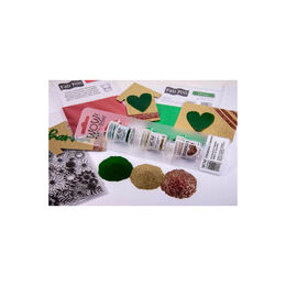 Wow! Trios Embossing Powder - Christmas Cracker