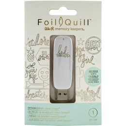 We R Memory Keepers WRMK Foil Quill USB Artwork Drive - Heidi Swapp
