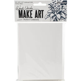 Wendy Vecchi Perfect Cardstock White Cards 110lb (Landscape) WVA63421