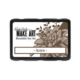 Wendy Vecchi Make Art Blendable Dye Ink Pad - Acorn WVD62561