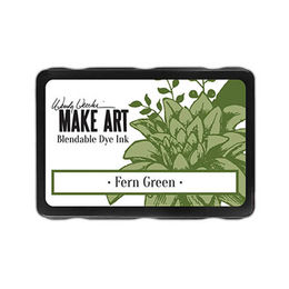 Wendy Vecchi Make Art Blendable Dye Ink Pad - Fern Green WVD62592