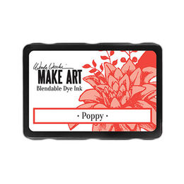 Wendy Vecchi Make Art Blendable Dye Ink Pad - Poppy WVD62622