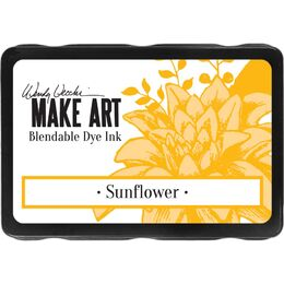 Wendy Vecchi Make Art Blendable Dye Ink Pad - Sunflower WVD62653
