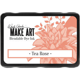 Wendy Vecchi Make Art Blendable Dye Ink Pad - Tea Rose WVD64381
