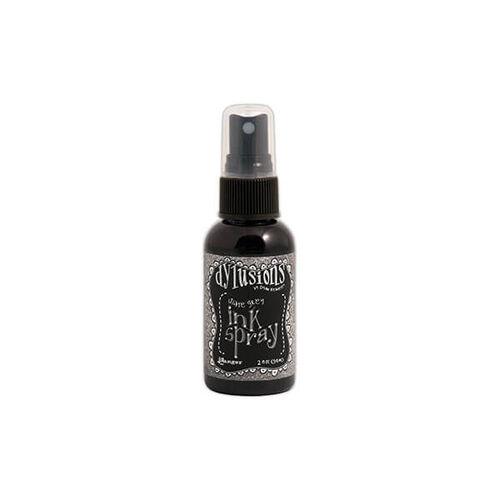 Dylusions Ink Spray 2oz - Slate Grey DYC40460