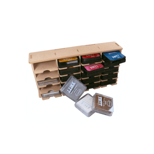John Next Door - Izink Ink Storage Rack Large JNDIS01