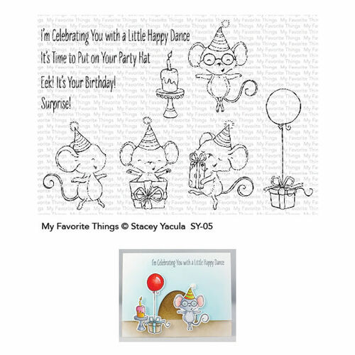 My Favorite Things - SY It's a Mice Time to Celebrate