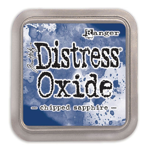 Tim Holtz Distress Oxides Ink Pad - Chipped Sapphire TDO55884