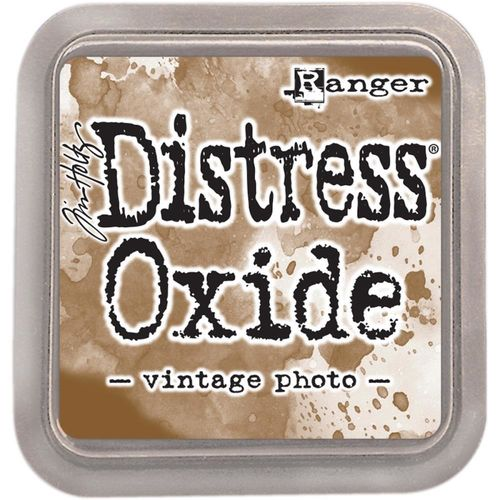 Tim Holtz - Ranger Distress Oxides Ink Pad - Vintage Photo TDO56317