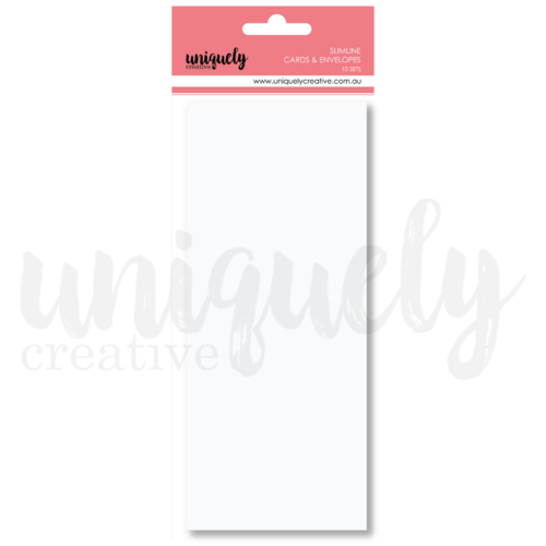 Uniquely Creative Cards & Envelopes - Slimline